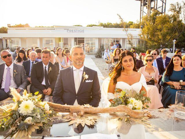 Il matrimonio di Alessandro e Michela a Comacchio, Ferrara 33