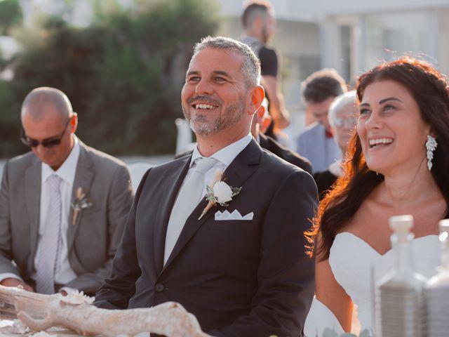 Il matrimonio di Alessandro e Michela a Comacchio, Ferrara 35