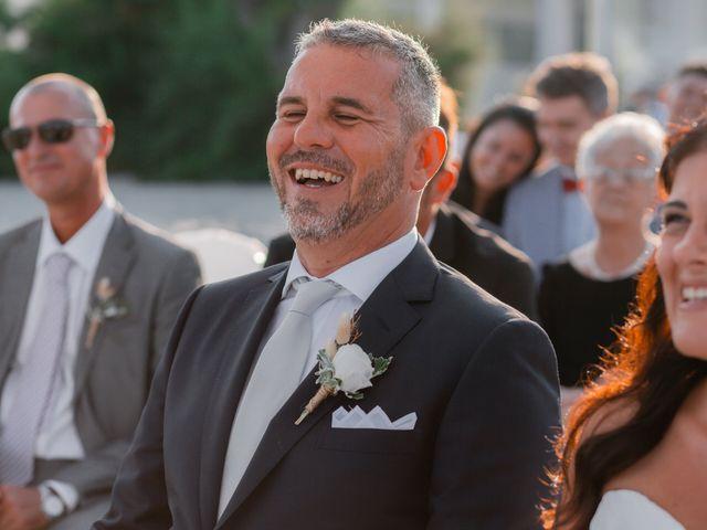 Il matrimonio di Alessandro e Michela a Comacchio, Ferrara 37