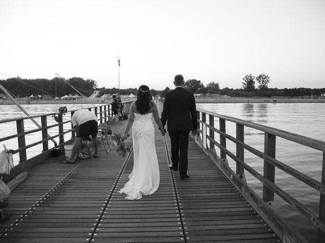 Il matrimonio di Alessandro e Michela a Comacchio, Ferrara 51