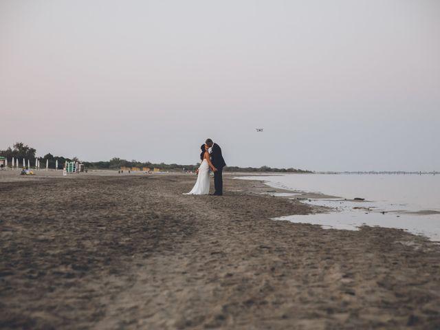 Il matrimonio di Alessandro e Michela a Comacchio, Ferrara 53