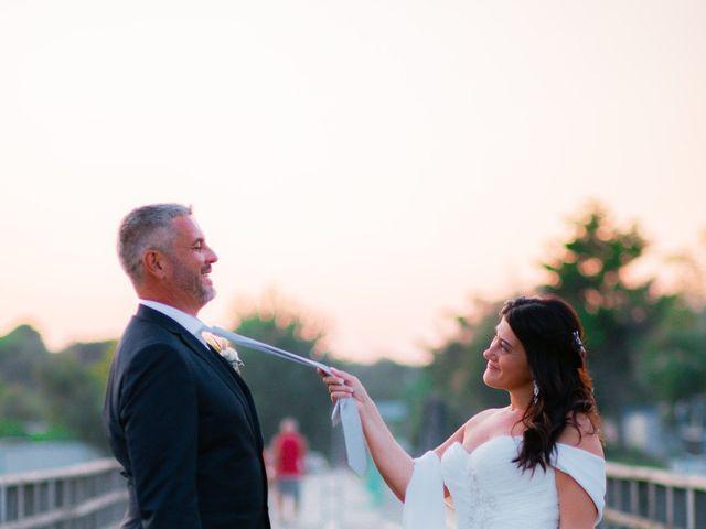 Il matrimonio di Alessandro e Michela a Comacchio, Ferrara 65