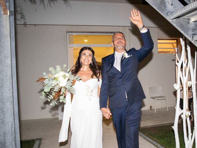 Il matrimonio di Alessandro e Michela a Comacchio, Ferrara 91