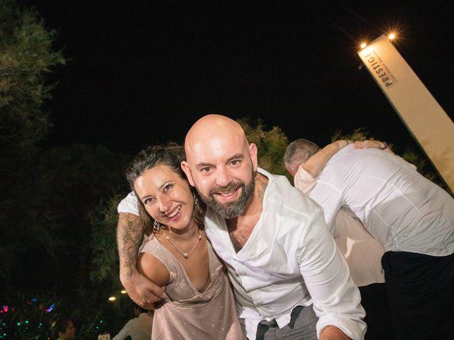 Il matrimonio di Alessandro e Michela a Comacchio, Ferrara 105