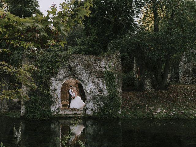 Il matrimonio di Carla e Fabio a Latina, Latina 1