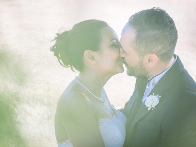 le nozze di Tiziana e Paolo