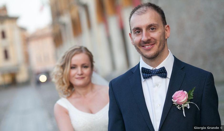 Il matrimonio di Gabriele e Natalia a Cesena, Forlì-Cesena