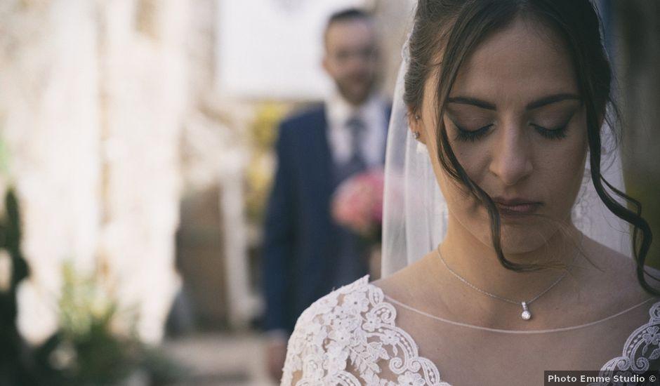 Il matrimonio di Maria e Davide a Pachino, Siracusa