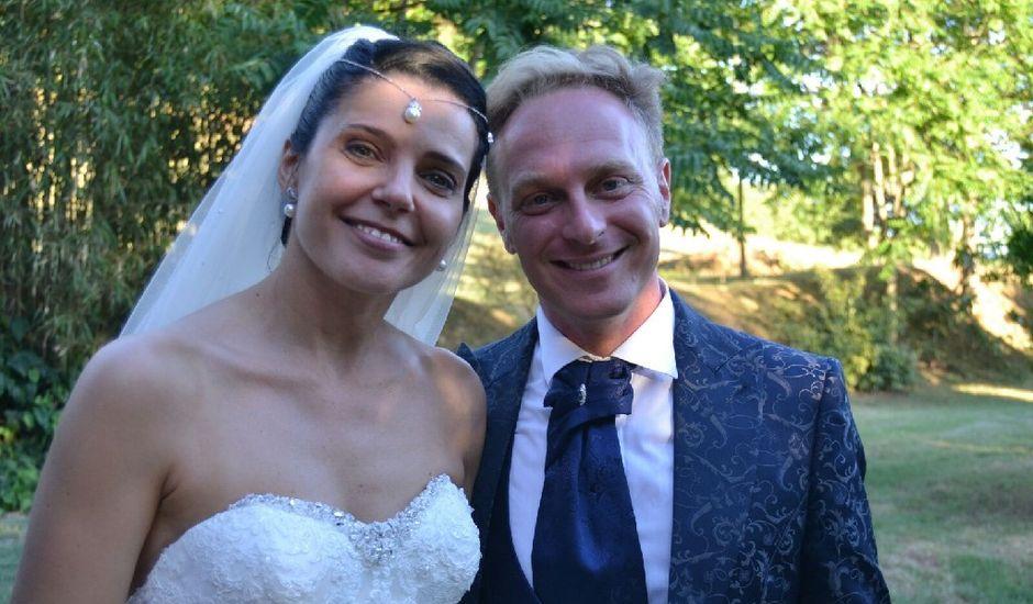 Il matrimonio di Alex e Alessandra  a Godiasco, Pavia