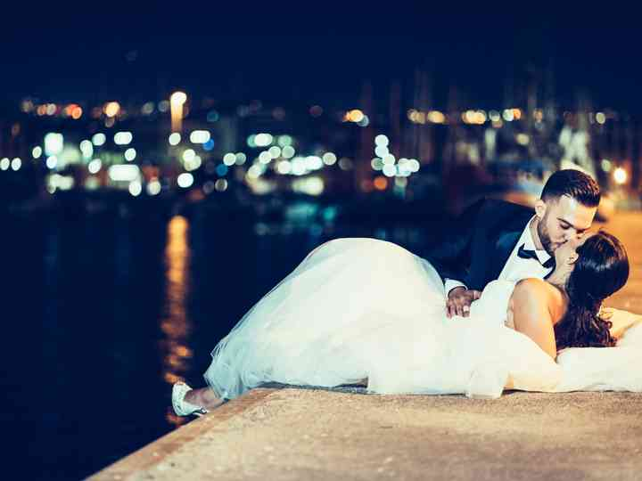 Le nozze di Sofia e Fabio