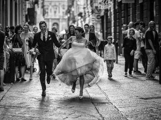 Le nozze di Martina e Kris
