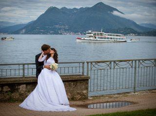 le nozze di Daniela e Luca 1