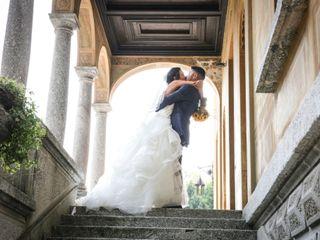Le nozze di Rita e Omar