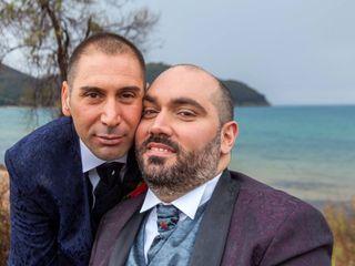 Le nozze di Alessio e Gianfranco
