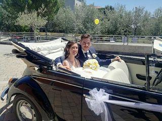 Le nozze di Giulia e Renato 1