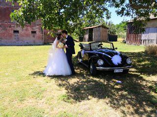 Le nozze di Giulia e Renato