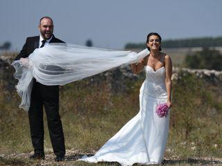 Le nozze di Erika e Michelangelo