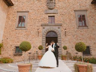 Le nozze di Crisctina e Francesco 1