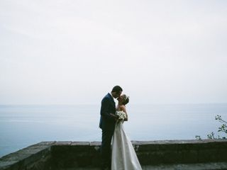 Le nozze di Claudia e Maurizio