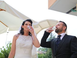 Le nozze di Monika e Angelo