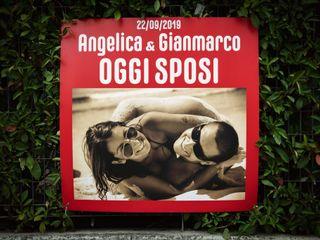 Le nozze di Angelica e Gianmarco 1