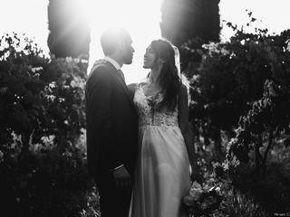 Le nozze di Alessandra e Vitale
