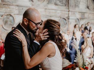 Le nozze di Cinzia e Giancarlo 1