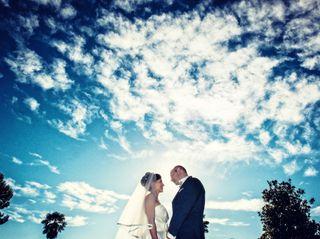 Le nozze di Maria Grazia e Luca