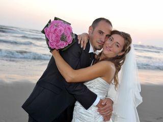 Le nozze di Federica e Walter
