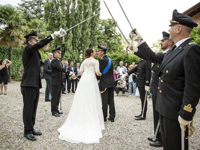 Il matrimonio di Franco e Arezia a Capriva del Friuli, Gorizia 34