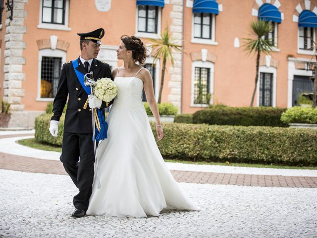 Il matrimonio di Franco e Arezia a Capriva del Friuli, Gorizia 40