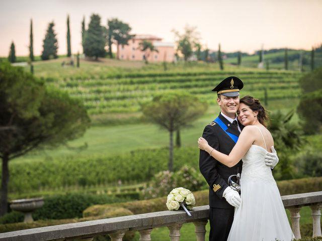 Il matrimonio di Franco e Arezia a Capriva del Friuli, Gorizia 42
