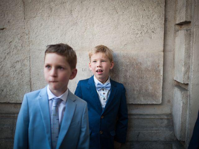 Il matrimonio di Kris e Martina a Torino, Torino 16