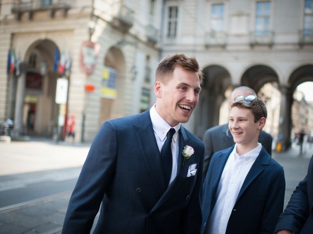 Il matrimonio di Kris e Martina a Torino, Torino 20