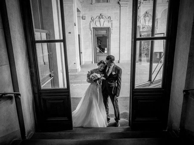 Il matrimonio di Kris e Martina a Torino, Torino 18