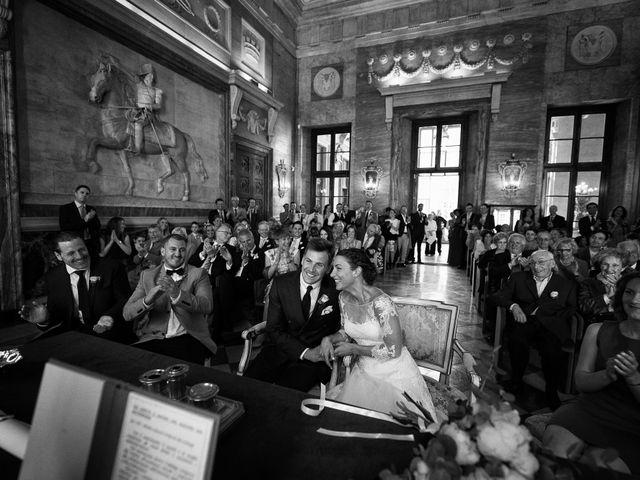 Il matrimonio di Kris e Martina a Torino, Torino 19