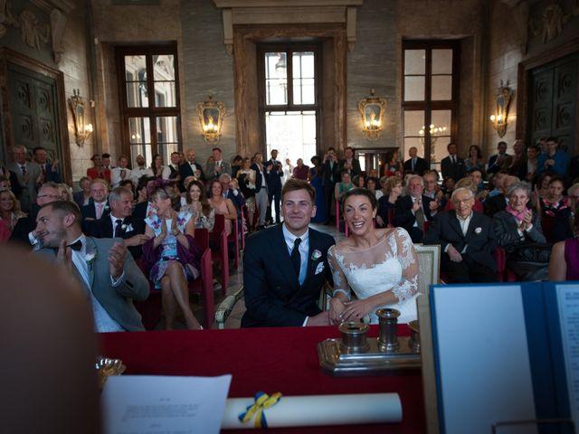 Il matrimonio di Kris e Martina a Torino, Torino 21