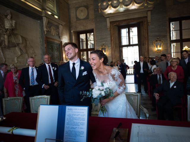 Il matrimonio di Kris e Martina a Torino, Torino 22