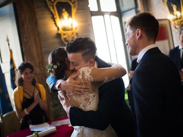 Il matrimonio di Kris e Martina a Torino, Torino 23