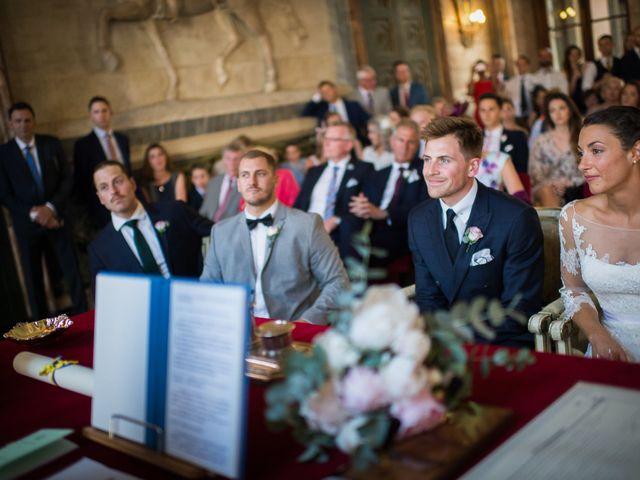 Il matrimonio di Kris e Martina a Torino, Torino 24