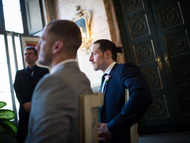 Il matrimonio di Kris e Martina a Torino, Torino 28
