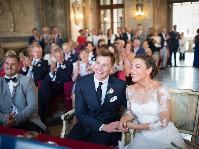 Il matrimonio di Kris e Martina a Torino, Torino 31