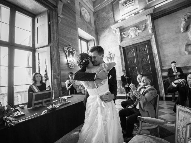 Il matrimonio di Kris e Martina a Torino, Torino 29
