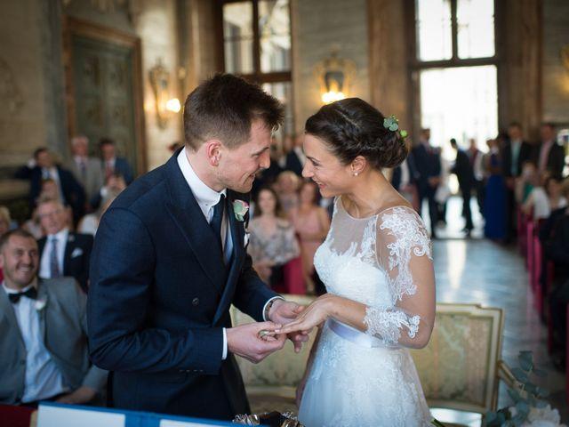 Il matrimonio di Kris e Martina a Torino, Torino 26