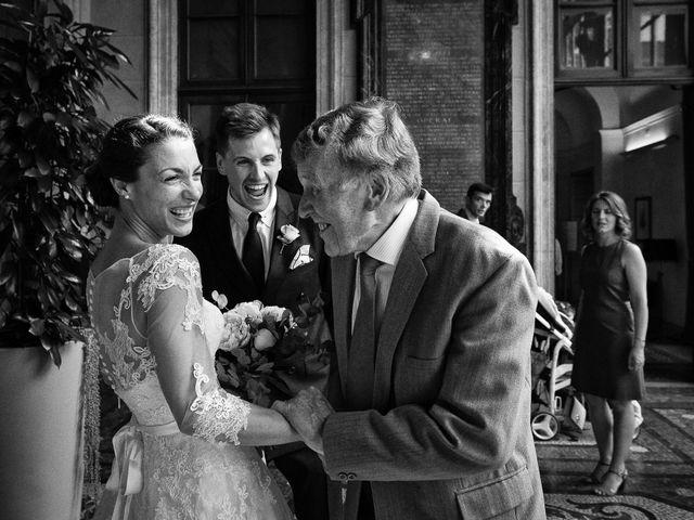 Il matrimonio di Kris e Martina a Torino, Torino 33
