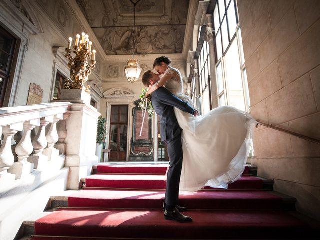 Il matrimonio di Kris e Martina a Torino, Torino 34