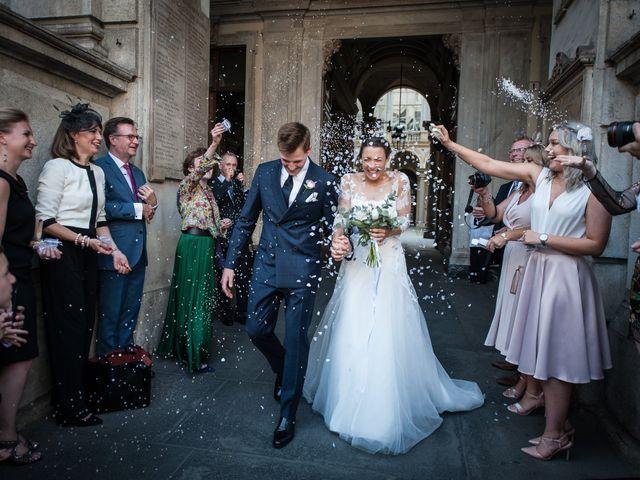 Il matrimonio di Kris e Martina a Torino, Torino 35