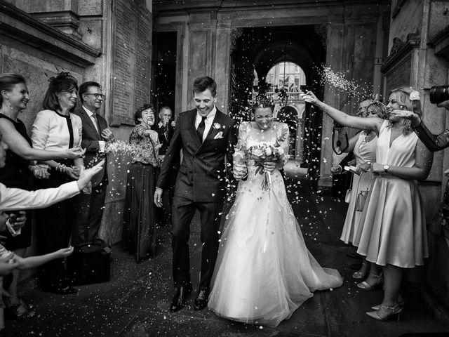 Il matrimonio di Kris e Martina a Torino, Torino 37