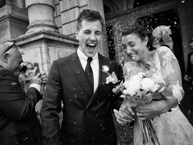 Il matrimonio di Kris e Martina a Torino, Torino 38