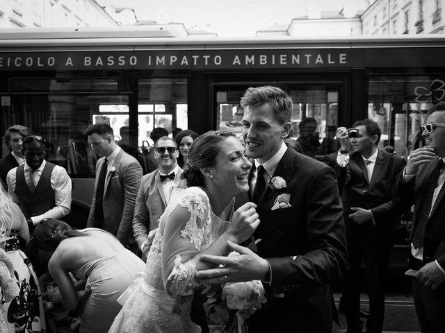 Il matrimonio di Kris e Martina a Torino, Torino 39
